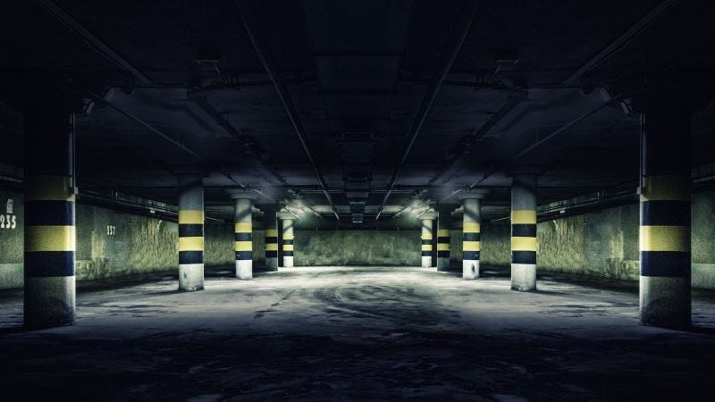 Illustration for article titled ¿Por qué Darpa necesita una enorme instalación subterránea para este viernes?