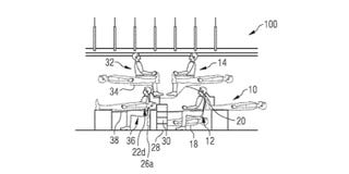 Illustration for article titled We Cannot Allow This Design for Acrobatic Airplane Seating to Become Real