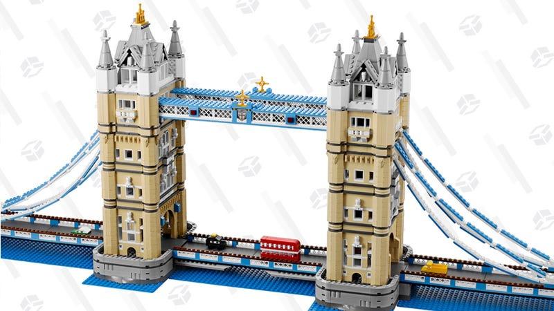 Set de LEGO de la Torre de Londres | $197 | AmazonGráfico: Shep McAllister