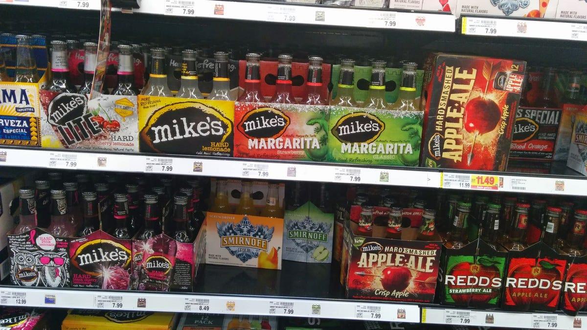 the beer idiot mike s hard lemonade