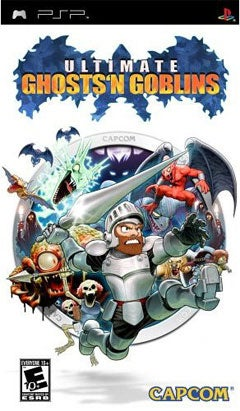 Illustration for article titled Ultimate Ghosts 'n Goblins Coming To PSN