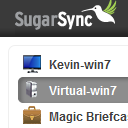 Illustration for article titled First Look at SugarSync's Uber-Detailed Syncing Options