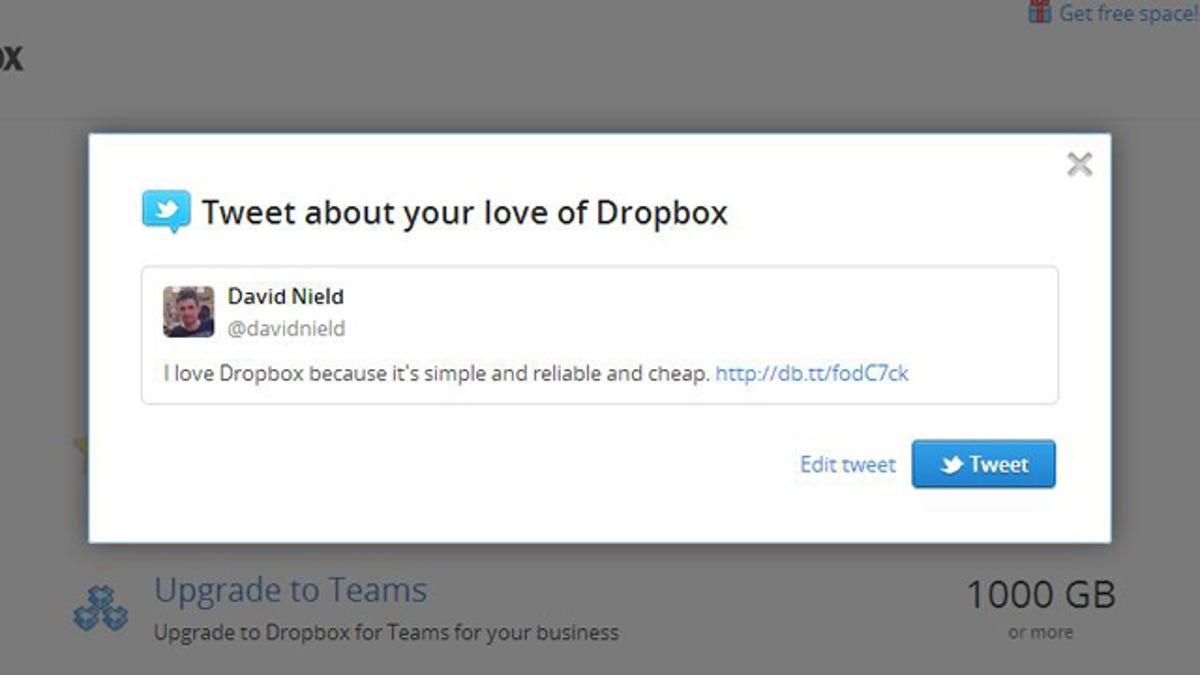 dropbox folder sync 2 5