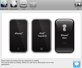 Illustration for article titled PwnageTool 3.1.5 Jailbreaks iPhone 3.1.3