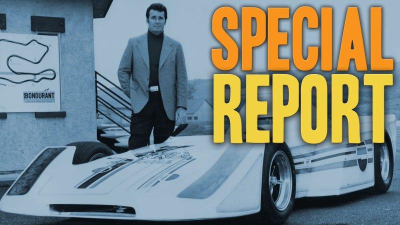 Illustration for article titled Update On The James Garner Mystery Car