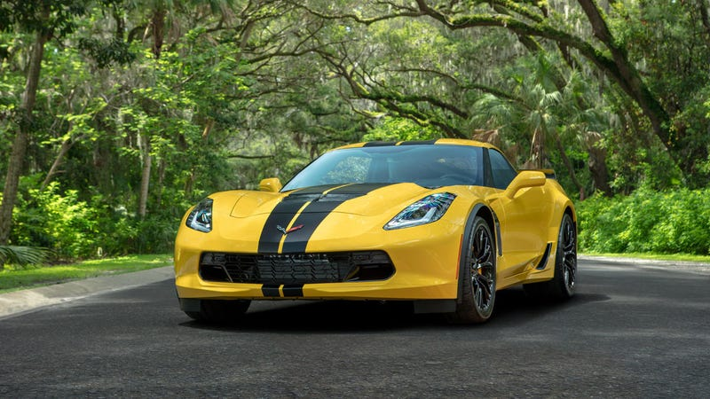 Illustration for article titled Buy One of Hertz's For Sure Very Pristine, Never Thrashed Rental Corvette Z06s for $100,000