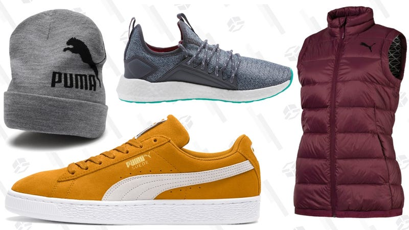 40% off full-price, 25% off sale items | PUMA | Use code BESTFRIEND