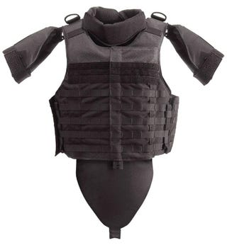 Illustration for article titled Breaking: Body Armor Manufacturers Benefitting From Recalls