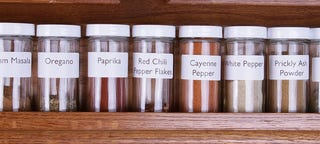 Illustration for article titled Fill Your Own Spice Jars for Convenience and Savings