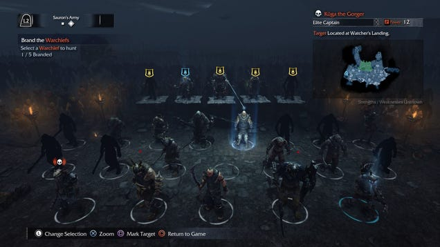Tips For Playing Middle Earth Shadow Of Mordor