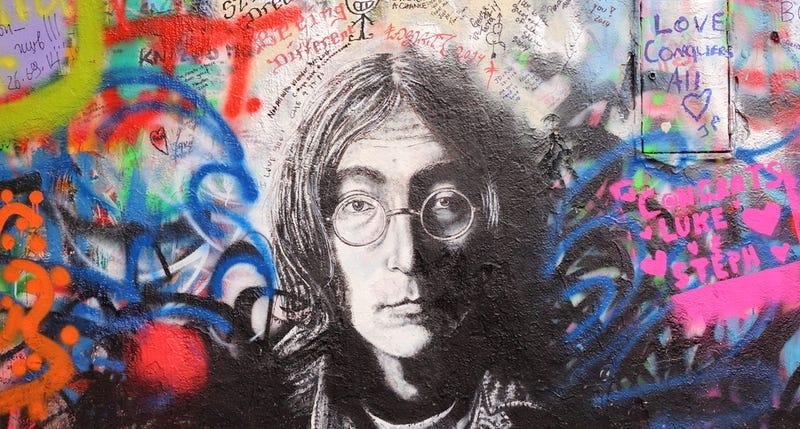 Imagen: Muro Lennon (Praga). Emka74 / Shutterstock
