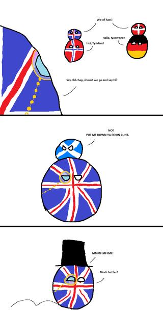 Illustration for article titled Norgeball dump!