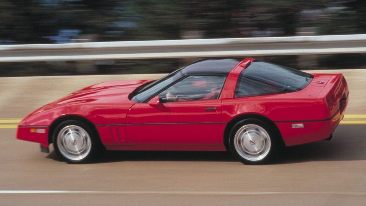 How Corvette design has evolved over 60 years
