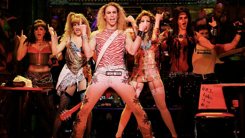 Illustration for article titled Dude Just Really Likes Rock of Ages, Drops $25,000 to See It 500 Times