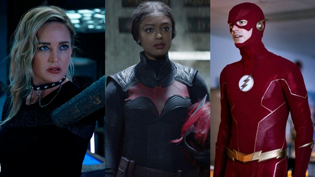 CW Sets Return Dates For All Its DC Superhero Shows (and Then Some)