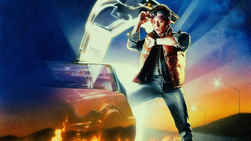 Illustration for article titled Watched Back to the Future once again