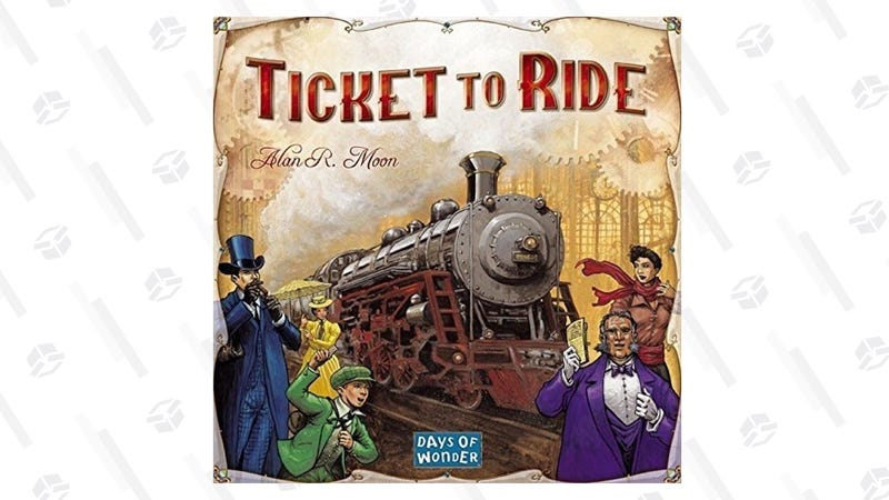 Ticket To Ride | $25 | Amazon
