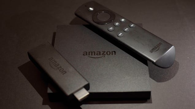 Amazon Is Reportedly Partnering With IMDb to Create a Free, Ad-Supported Fire TV Channel