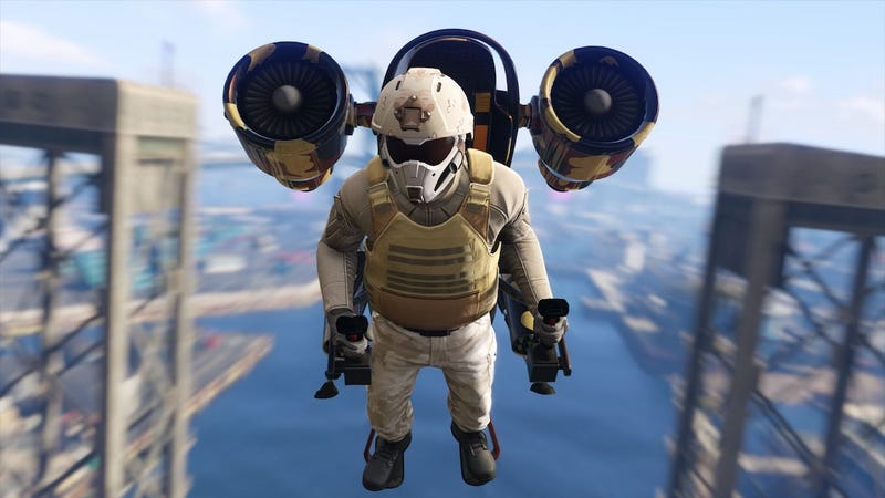 Grand Theft Auto Online's Big New Doomsday Heist Update is Available Now