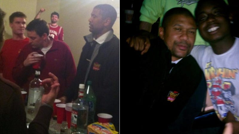 Illustration for article titled Jalen Rose Partied In Bloomington And Shared His Thoughts On Jordan's Flu Game, Reggie Miller's Ex-Wife, And ESPN's Drug Testing