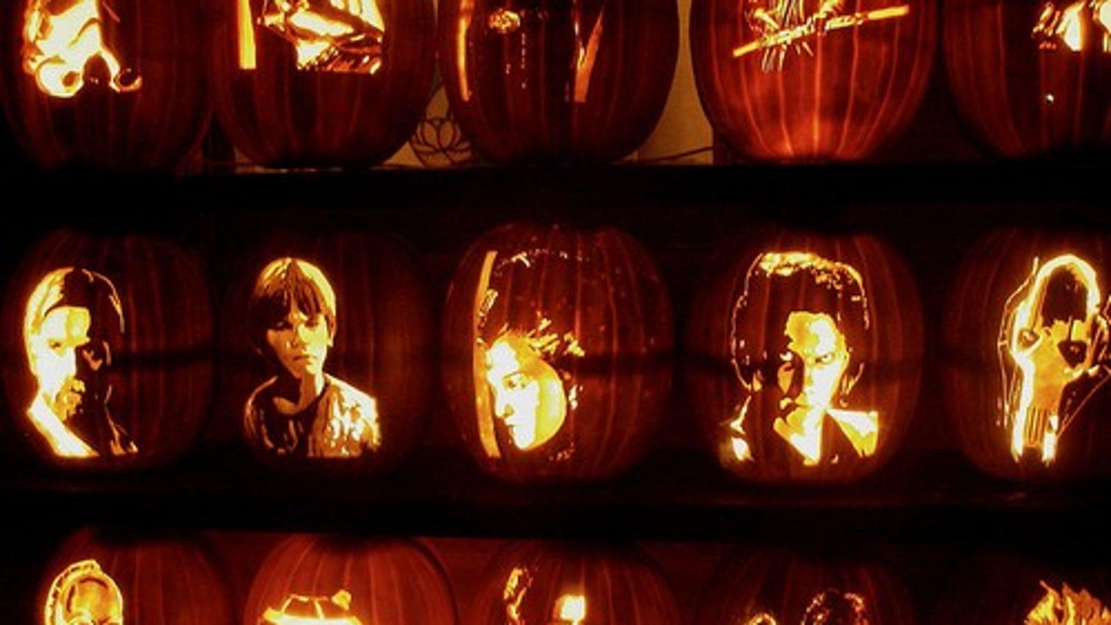 Carve and preserve the ultimate pumpkin