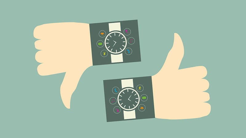 Illustration for article titled Do You Use a Smartwatch?
