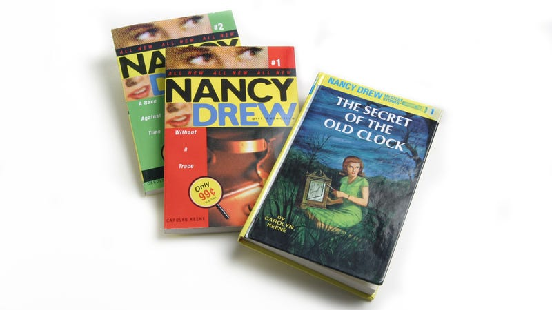 Illustration for article titled The CW wants to shove poor Nancy Drew back into the TV reboot machine