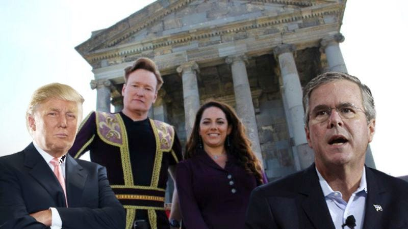 Illustration for article titled Conan delays airdate of Armenia special to avoid Republicans