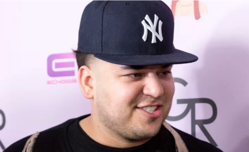 Illustration for article titled Rob Kardashian Reportedly Forced to Sell Beloved Sock Company to His Mother