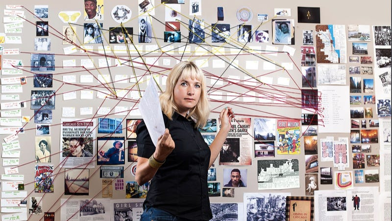 Illustration for article titled Lauren Beukes is here answering your questions from 12-1 PM today!