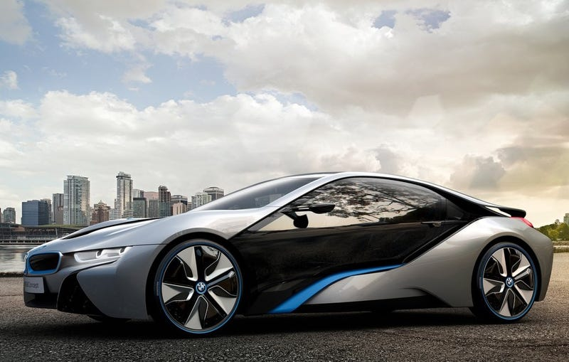 Facelifted BMW i8 Will Drop Next Year: Report