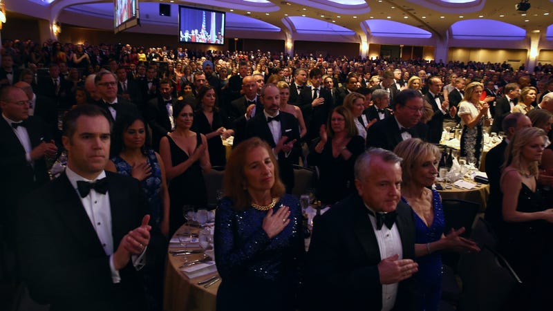 Illustration for article titled The White House Correspondents Dinner Gets Worse, Somehow