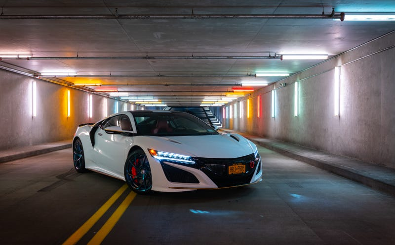 Illustration for article titled Your Ridiculously Awesome Acura NSX Wallpaper Is Here