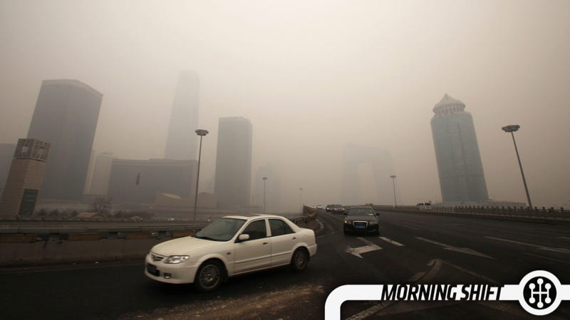 Illustration for article titled China Buys More Cars Than Anyone Ever, Has The Pollution To Prove It