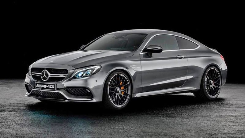2016 mercedes amg c63 coupe this is it. Black Bedroom Furniture Sets. Home Design Ideas