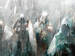 Illustration for article titled A Novel Introduction To The World Of Guild Wars 2