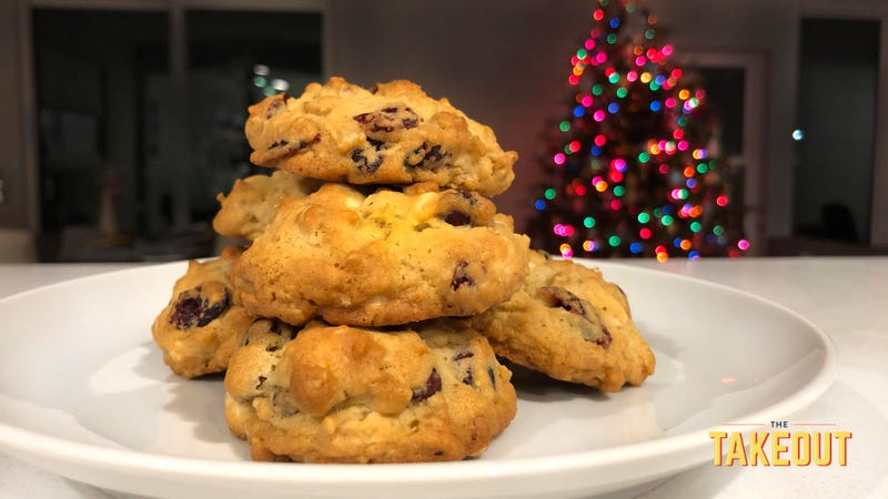 Our Favorite Holiday Cookie Recipes Pt 1 Cranberry Oatmeal