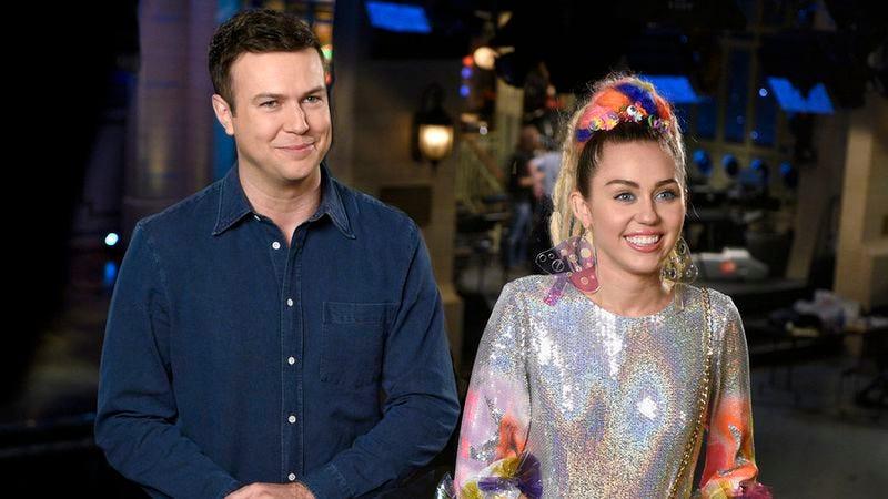 Taran Killam, Miley Cyrus