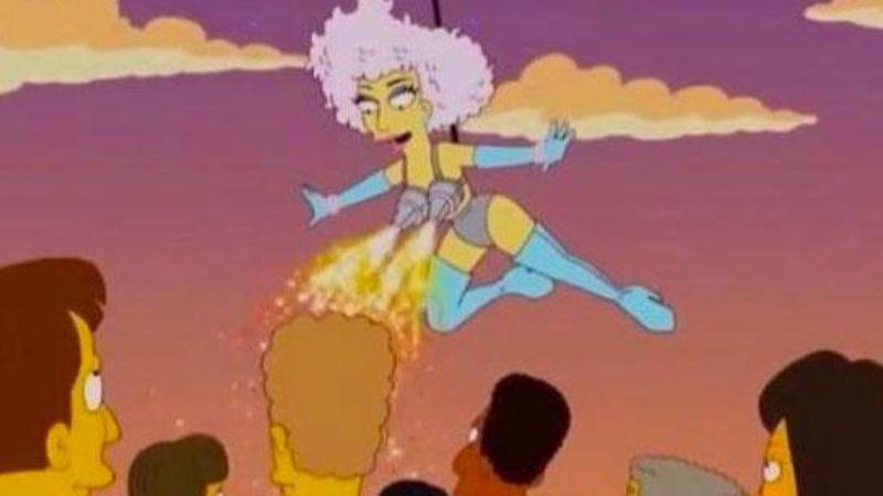 Screenshot: The Simpsons/YouTube