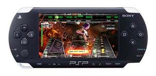 Illustration for article titled Rock Band PSP First Details: It's Amplitude