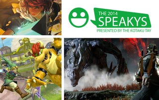 Illustration for article titled The 2014 Speakys: Winners and GOTY Voting