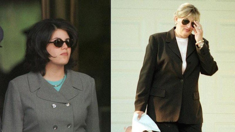 Amazon is making a movie about the Monica Lewinsky scandal