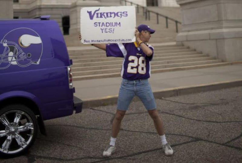 Why The Vikings Suck 102