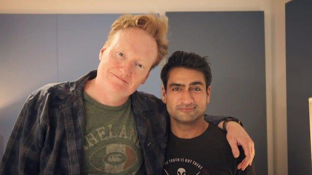Kumail Nanjiani addresses Conan no-show on the Conan O'Brien Needs A Friend podcast