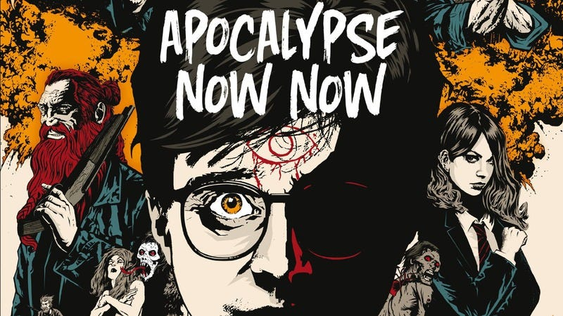 Illustration for article titled District 9 screenwriter Terri Tatchell to adapt novel Apocalypse Now Now