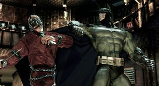 Illustration for article titled Warner Buys Batman: Arkham Asylum Devs