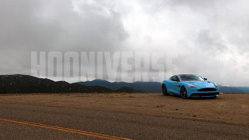 Illustration for article titled Video Review: 2013 Aston Martin Vanquish – The best Aston ever made?