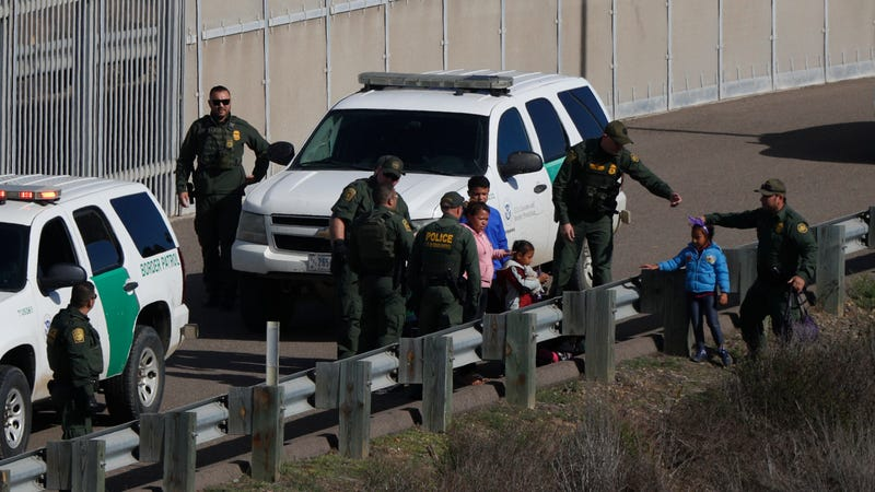 Illustration for article titled Trump Blames Everyone Except Himself and Border Patrol for Children's Deaths