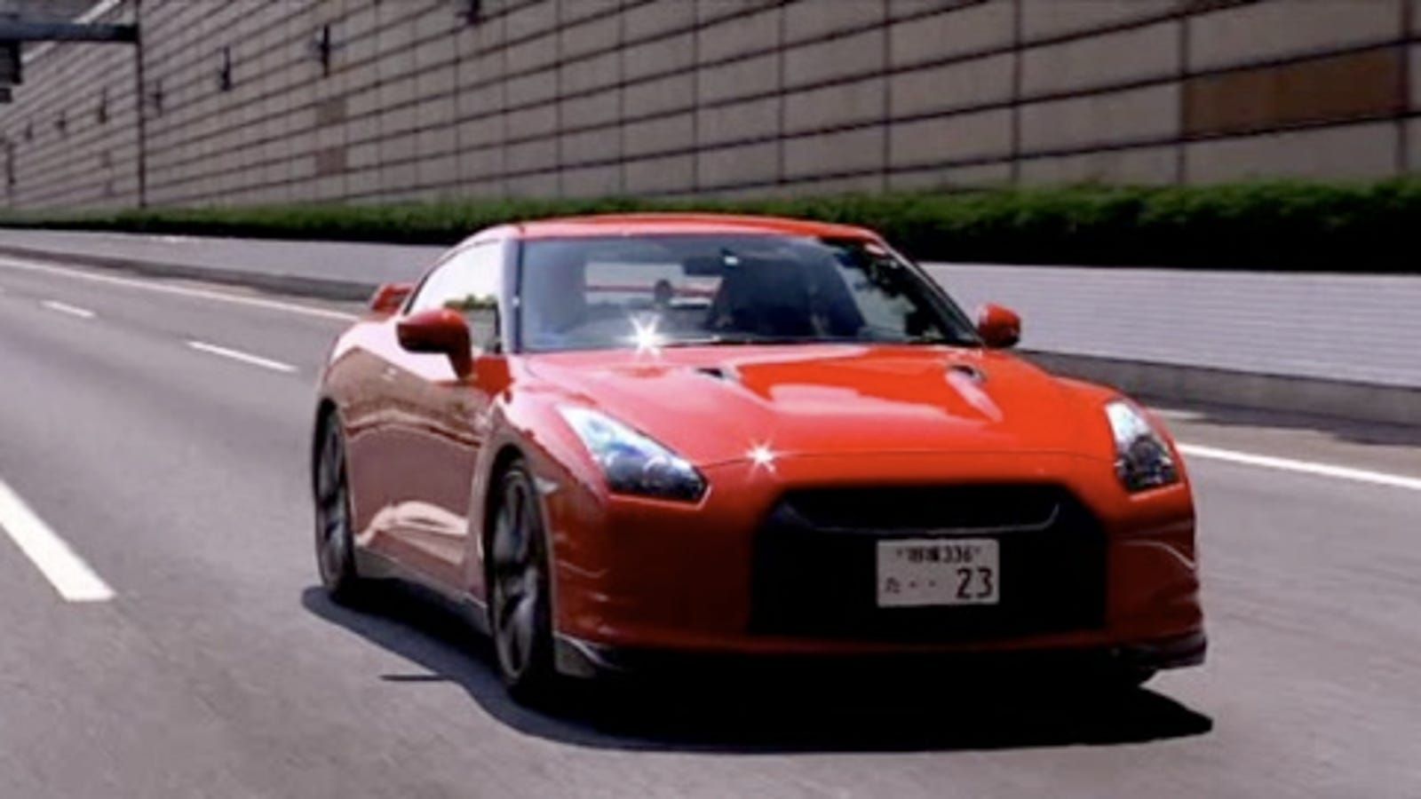 Top gear nissan gtr episode