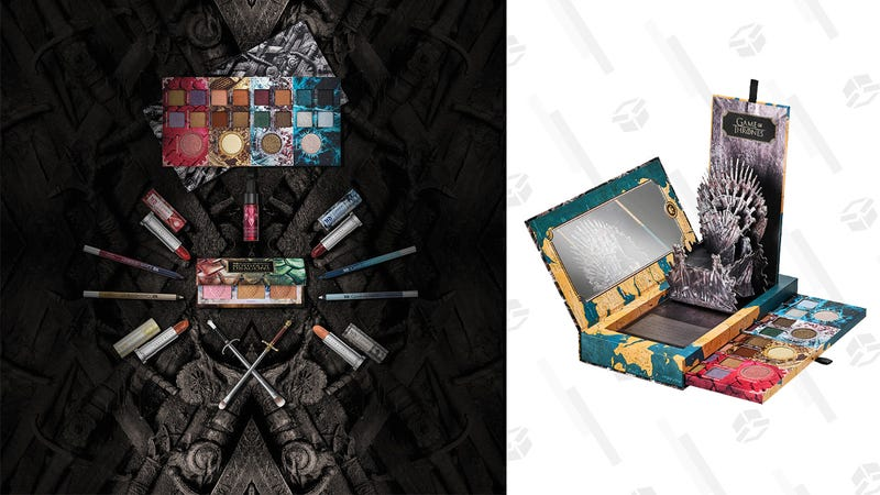 Battle Other Beauty Lovers For This Urban Decay x Game of
